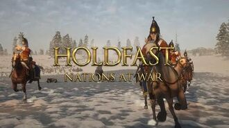 Holdfast Nations At War - Cavalry Units! Ride To Glory