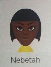 Nebetah