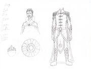 King Tolkon Concept Art