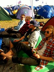 Me at Roskilde Festival 2012