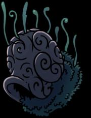 Overgrown Snail