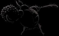 Statue Dung Defender