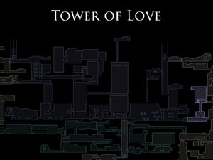 Tower of Love Map