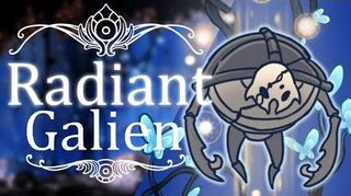 Galien Radiant (Hitless) Hollow Knight