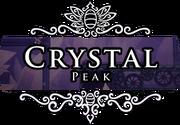 Crystal Peak Title