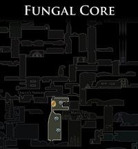 Fungal Core Map