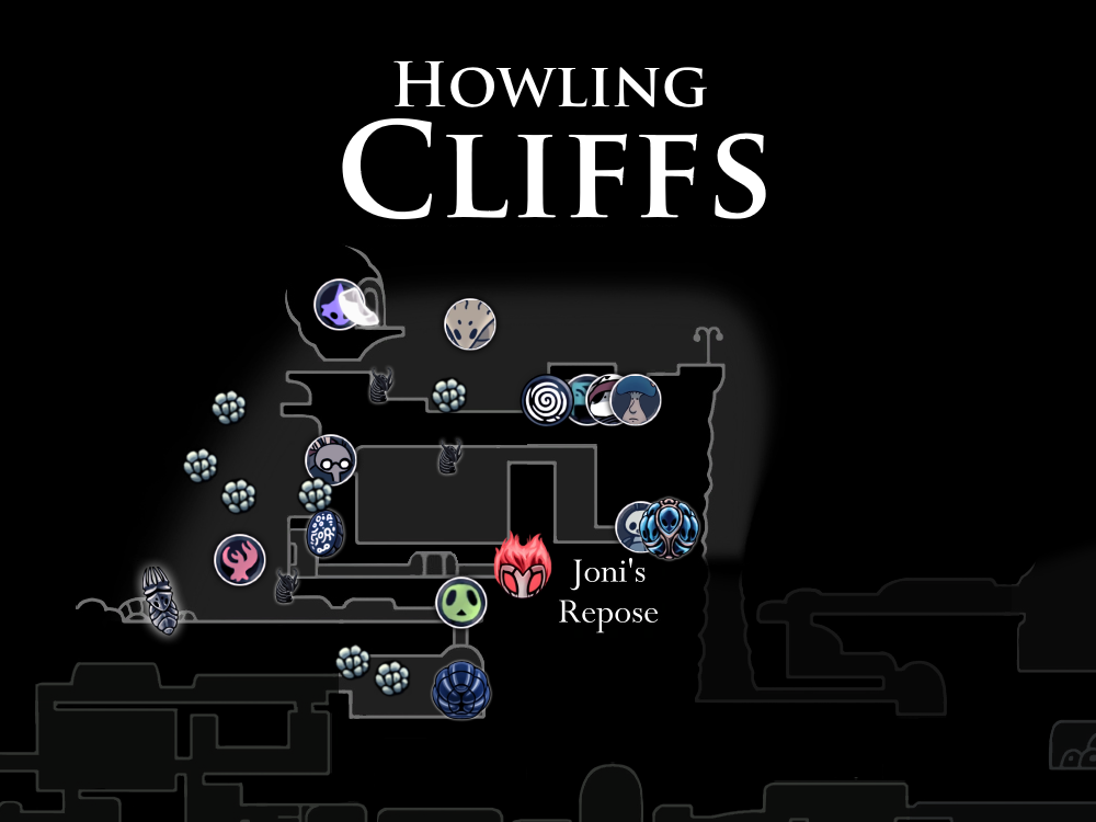 Howling Cliffs | Hollow Knight Wiki | FANDOM powered by Wikia