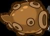 Flukeling dung