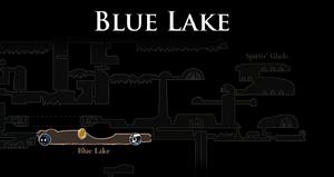 Blue Lake Map