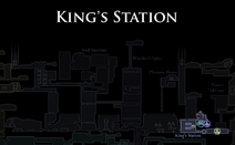 Kings Station Map