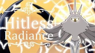 Radiance Hitless Hollow Knight