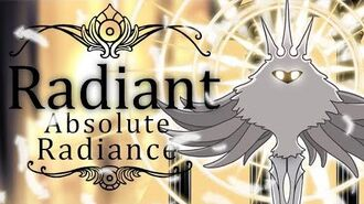 Absolute Radiance Radiant (Hitless) Hollow Knight