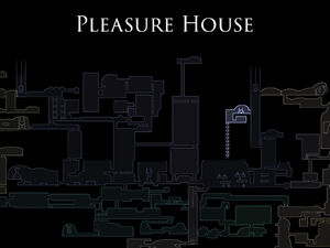 Pleasure House Map