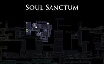 Soul Sanctum Map