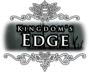 Kingdoms Edge Title
