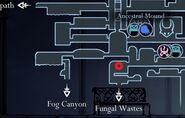 Forgotten Crossroads Fungal Entrance