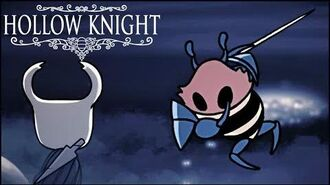 Hollow Knight Boss Discussion - Hive Knight