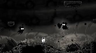 Hollow Knight - Abyss Ambience sped up (see description)