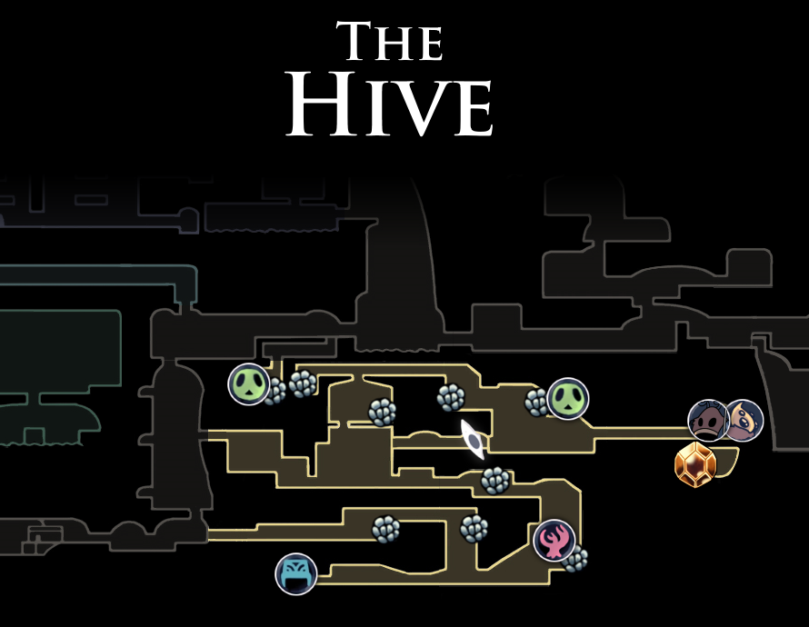 The Hive | Hollow Knight Wiki | FANDOM powered by Wikia