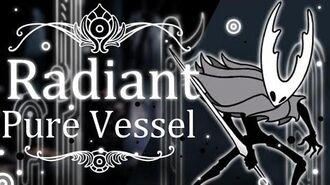 Pure Vessel - Radiant (Hitless) - Hollow Knight