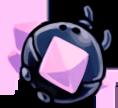 Crystal Heart Icon
