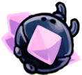Crystal Heart Icon