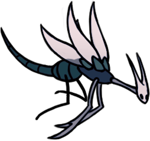 Image result for HOLLOW knight mantis