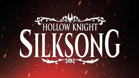 Hollow Knight Silksong Reveal Trailer