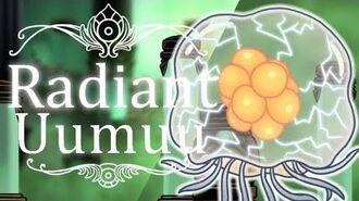 Uumuu Radiant (hitless) Hollow Knight