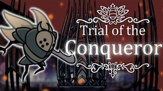 Trial of the Conqueror Hollow Knight