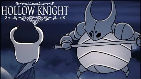 Hollow Knight Boss Discussion False Knight