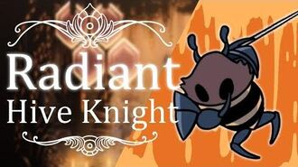 Hive Knight - Radiant (Hitless) - Hollow Knight