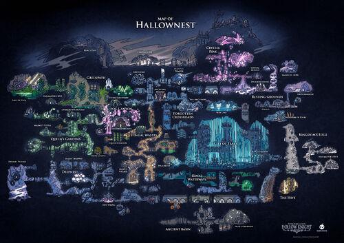 Map Artwork