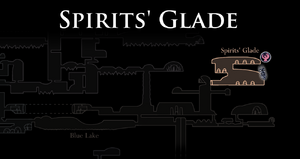 Spirits Glade Map
