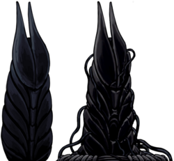 Regular Soul Totem and Sharp Shadow Totem