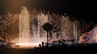 Pantheons Hot Spring