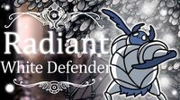 White Defender Radiant (Hitless) Hollow Knight