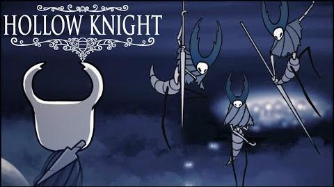 Hollow Knight Boss Discussion - Mantis Lords