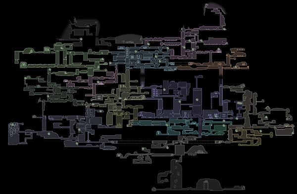 Гусеницы на карте