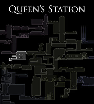 Queens Station Map