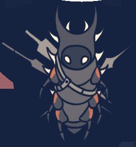 Hundred-Nail-Warrior