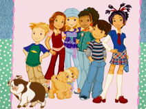 Holly Hobbie & Friends Characters