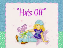 Holly Hobbie & Friends - Hats Off Title Card