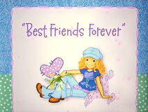 Holly Hobbie & Friends - Best Friends Forever Title Card
