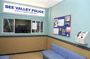 Dee Valley Police Station interior