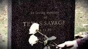 Texas headstone