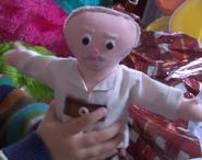 Curtis' Doll (Glenn's Murder)