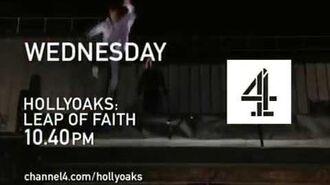 Hollyoaks Leap of Faith Trailer