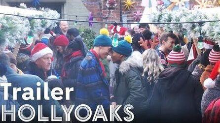 Hollyoaks Winter Trailer