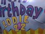 Eddie's Birthday